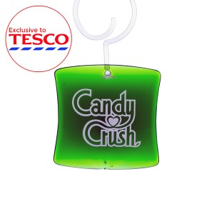 3D Gel - Candy Crush - Green Apple
