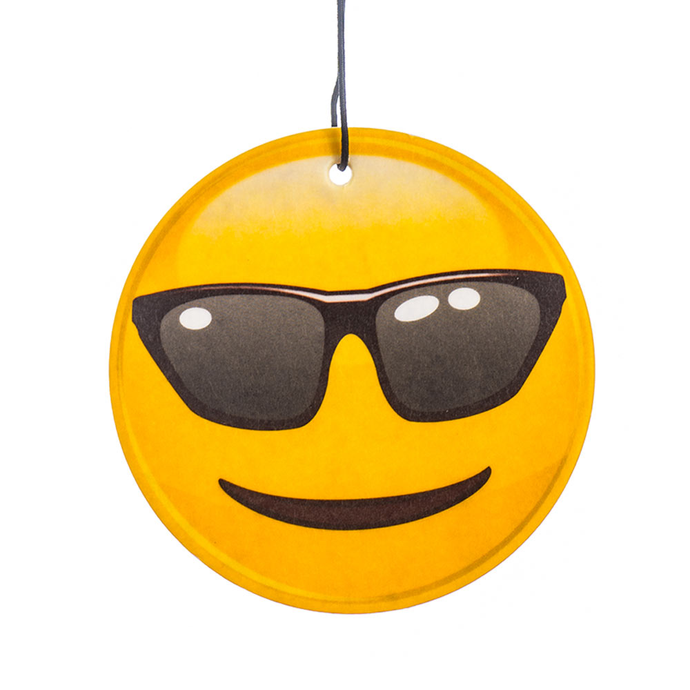 Emoji Ice Cool Dude